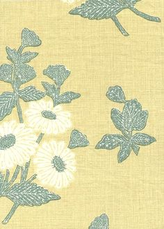 Collection: Batik Pattern: Floral Style No: 2818 Color: Yellow Content: linen Width: 54 in Repeat: 28 in Batik Pattern, Tuscan House, Rustic Frames, Bedroom Curtains, Floral Style, Dark Wood, Color Yellow, Repeat, Ireland