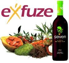 With 2 out 3 people having a major health crisis in their lifetime, the wellness industry is tipped to be the next trillion dollar industry.  eXfuze Seven+™ is truly the first 'Multi-Botanical' Dietary Supplement containing the world's most sought after nutrients in a rich extract form fuzed together in one amazing delivery system. eXfuze Seven+ PROformance is loaded with anti-oxidants and formulated with pure extracts of botanicals and fresh fruit from all corners of the world.