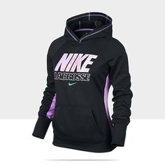 Nike Lacrosse All Time Women's Training Hoodie
