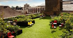 dalston roof park architect - Google Search
