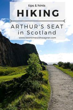 Arthur's Seat Scotland via Wayfaring With Wagner