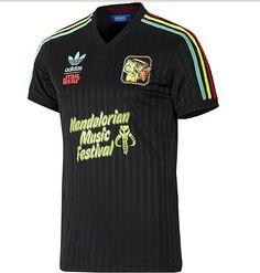 star wars adidas football shirt