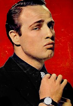 Marlon Brando ~ Guys and Dolls, 1955