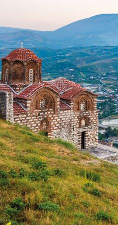 Berat, Albania Travel Guide