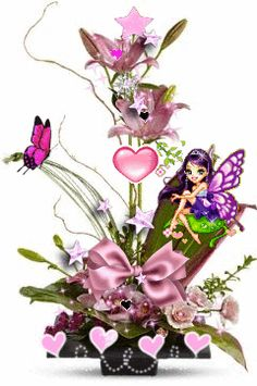 Flowers4U_You have personality  heart~