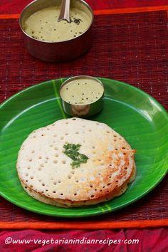 set dosa - tasty, healthy indian breakfast #indianfood #food #recipes…