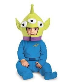 Disney Toy Story Alien Baby Costume