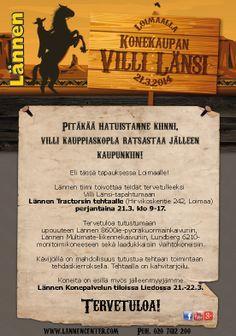 Villi Lansi 2014 at Loimaa, Finland