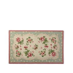 Clever Carriage Home Marseille Rose Rug - 3' x 5'
