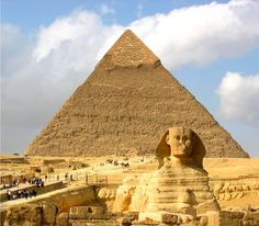 The unique fact of the Egyptian Pyramids is that whatever will be the temperatures outside the internal temperature off the pyramid remain constant around 20 degrees Celsius.