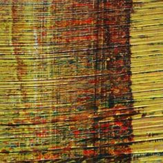 Gerhard Richter. Miniatures. 1996. 8 cm x 8 cm. Huile sur toile. Catalogue Raisonné: 838-30. http://www.gerhard-richter.com/art/paintings/abstracts/detail.php?paintid=16779