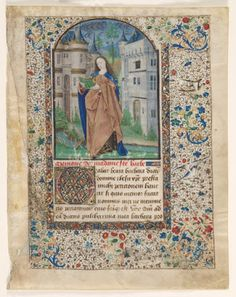 Medieval Manuscripts Provenance: A Dismembered Prayerbook from the Collection of Henry Yates Thompson