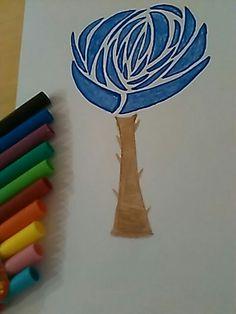 Blue rose....