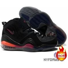 factory authentic 12aa2 9d3d1 Nike Air Penny 5 Black Orange Red Nike Foamposite For Sale, Foamposites For  Sale,