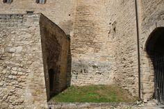 Mauerwerk Details vom Schloss #freyburg
