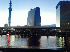 Early morning Sumida
