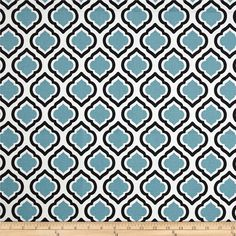 Premier Prints Curtis Regatta from @fabricdotcom  Screen printed on cotton duck; this versatile medium weight fabric is perfect for window accents (draperies, valances, curtains and swags), accent pillows, duvet covers and upholstery. Create handbags, tote bags, aprons and more. *Use cold water and mild detergent (Woolite). Drying is NOT recommended - Air Dry Only - Do not Dry Clean. Colors include light blue, black and white.