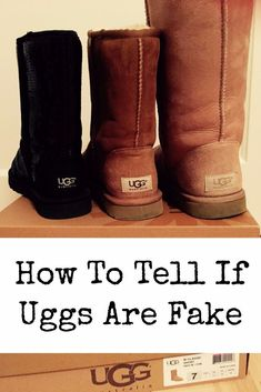 0c0c49d6059 Difference Between the Original and Fake UGG Boots - Shoeaholics Anonymous  Shoe Blog
