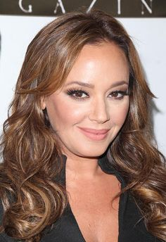 Leah Remini-Weirdo