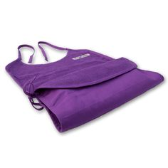 Long Bib --- Natural Mat