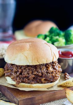 busy budgeter homemade sloppy joes 7