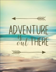 Adventure printable from 24 Travel Printables for Free Curated by CalmandCollected.us