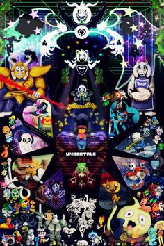 UNDERTALE by Nigrecent on DeviantArt