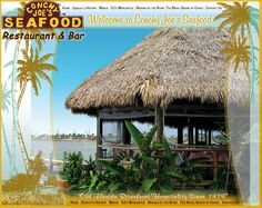 Welcome to Conchy Joe's Seafood: Old Florida Riverfront Hospitality Since 1979 - Jensen Beach, FL Try the conch chower & conch fritters - MMMMM. Visit Florida, Old Florida, Florida Vacation, Florida Travel, Vacation Places, Florida Beaches, Vacation Spots, Places To Travel, Places To Go
