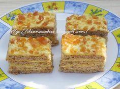 Zebra - Prajitura Krantz Romanian Food, Romanian Recipes, Dessert Recipes, Desserts, French Toast, Food And Drink, Cookies, Breakfast, Cake