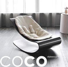Bloom Coco Baby Lounger - -No need for an ugly bouncer!!!