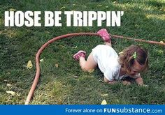 Hoes be trippin'