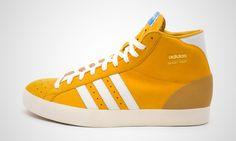 adidas Basket Profi OG – yellow