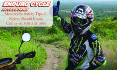 Motorcycle Safety Tips all Riders Should Know. Ride according to your skills an.
