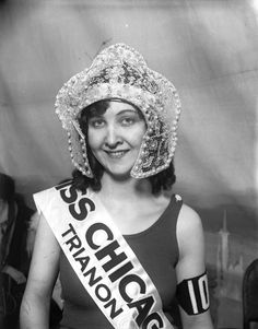 1920s Beauty Queens (24 photos)