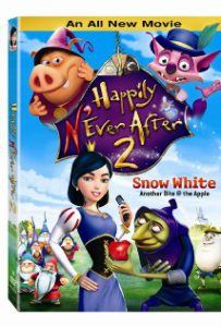 Watch Happily N'Ever After 2 (2009) full movie