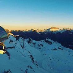 Silvretta Montafon this morning 0-35 cm ❄❄❄ 38km open. Snow report. Schneehöhen. Alpen