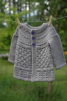 Ravelry: Coming Home Cardigan pattern by Aimee Alexander