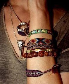 bracelets are my jam