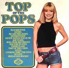 Top of the Pops Album    Sounded a little different.