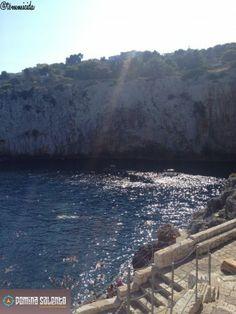 Grotta della Zinzulusa, Castro, Puglia, Italy - DominaSalento.it #salento #puglia #italy