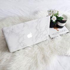 marbled #macbook case