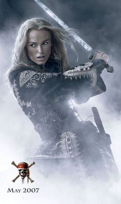 Elizabeth Swann - Pirates of the Caribbean: At World's End