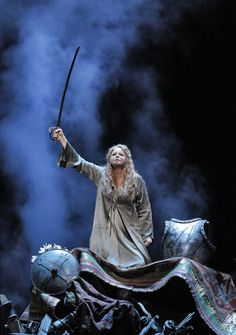 Les Troyens, 2014-2015. Susan Graham as Dido. San Francisco opera