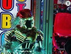 A merry Christmas from the world famous Robot Restaurant in Shinjuku Tokyo. . . . . . . . . . . . . . . . . .  #Japan #igersjapan #ilovejapan #lovejapan #adventure #vscojapan #japanlife #tokyo #traveljapan #tourist #robot #beast #kawaii #summer #restaurant #food #kyoto #Osaka #hiroshima #okinawa #travel #travelphotography #photooftheday #japanphotography #tokyoghoul #Christmas #dope #anime