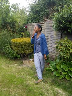 SOIshowoff June: Sew Over It loving my ultimate trousers! Proud to be a soishowoff :-)