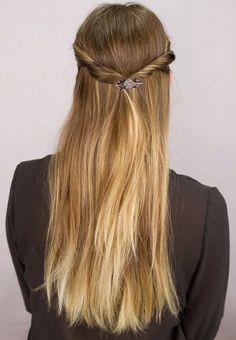 Lilla Rose Inc - Fascinating Rose Hair Clip, Hair Sticks, Sleek Look, Hair Jewelry, Perfect Match, Hair Band, Updos, Simple Designs, Hair Clips