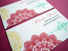 #pikakepress #businesscards