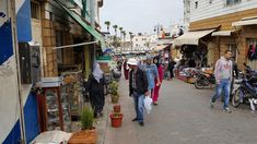 Spring Time, Morocco, Street View, Explore, Exploring