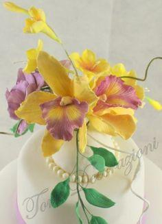 Torte e Decorazioni: Orchidee
