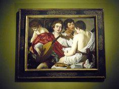 Dal 6 maggio al 16 luglio 2017, I Musici di Caravaggio, in prestito dal Metropolitan Museum of Art di New York, sarà in mostra nella sede napoletana delle Gallerie d'Italia di Palazzo Zevallos Stig…